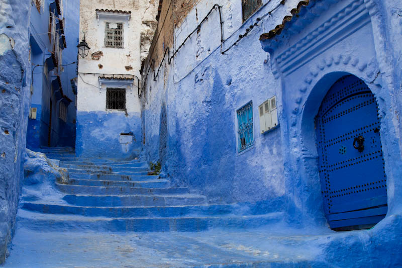 Morocco days : Chefchaouen