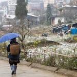 Vietnam days : ベトナムに雪が降る