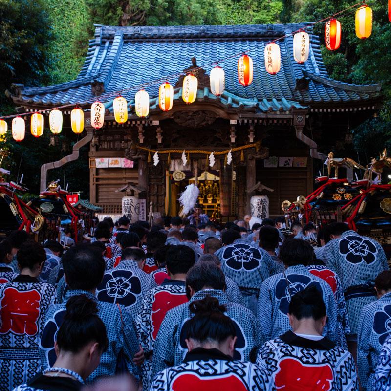 Omachi matsuri